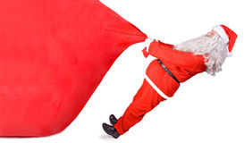 Santa Claus Immagine Stock Libera da Diritti