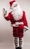 Santa Claus. Stock Afbeelding