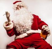 Santa Claus. Imagen de archivo libre de regalías