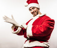 Santa Claus. Stock Foto's