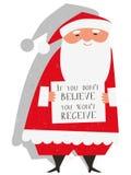 Santa Claus imagens de stock