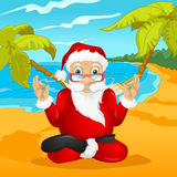 Santa Claus Stockbild