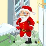 Santa Claus Royalty-vrije Stock Afbeeldingen
