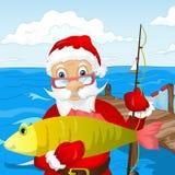 Santa Claus Arkivbild