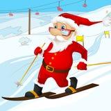Santa Claus Fotografie Stock Libere da Diritti