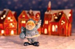 Santa Claus Photo libre de droits