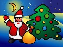 Santa Claus Fotografía de archivo libre de regalías
