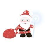 Santa Claus. Imágenes de archivo libres de regalías