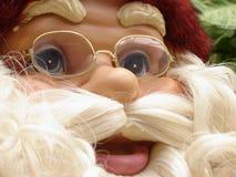 Santa Claus. Doll close up Royalty Free Stock Images