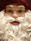 Santa Claus. Doll, close up shot royalty free stock photography