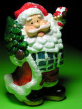 Santa Claus. Sancta Claus toy Royalty Free Stock Image