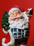 Santa Claus. Toy Royalty Free Stock Photography