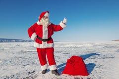 Santa Claus Imágenes de archivo libres de regalías