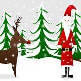 Santa claus Obrazy Stock