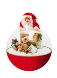 Santa Claus 6 Stock Images