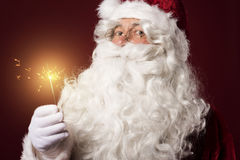 Santa claus Obraz Royalty Free
