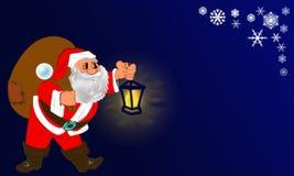Santa Xmas Stock Photo