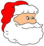 Santa Claus. Illustration Stock Images