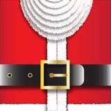 Santa Claus Abstract ilustración del vector