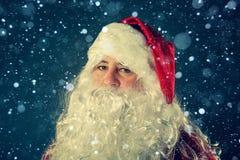 Santa Claus authentique photo stock