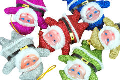Santa Claus background Royalty Free Stock Images