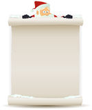 Santa Claus Background Royalty Free Stock Image