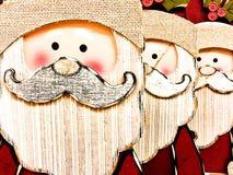 Santa Claus Background Fotografie Stock Libere da Diritti