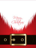 Santa Claus background Stock Images