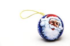 Santa Claus Ball Royalty Free Stock Photos