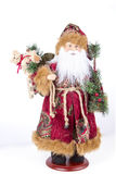Santa Claus-beeldje Stock Fotografie