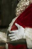 Santa Claus, boże narodzenia Fotografia Royalty Free