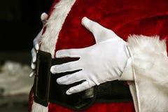 Santa Claus, boże narodzenia Zdjęcia Royalty Free