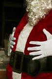 Santa Claus, boże narodzenia Obraz Royalty Free