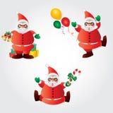 Santa Claus bonito Imagem de Stock