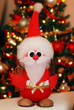 Santa Claus bonito por feriados do Natal Foto de Stock