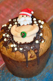 Santa Claus cake Stock Images