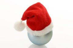 Santa claus cap Royalty Free Stock Images