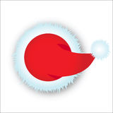 Santa Claus cap Royalty Free Stock Images