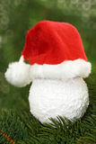 Santa claus cap Stock Images