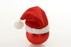 Santa claus cap Stock Photography