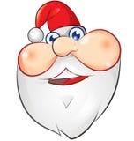 Santa Claus Cartoon Lizenzfreie Stockfotos