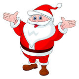 Santa Claus Cartoon Stock Fotografie