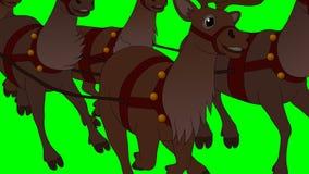 Santa Claus stock footage