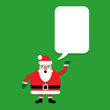 Santa Claus Character Royalty Free Stock Photography