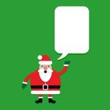Santa Claus Character Royalty Free Stock Photography
