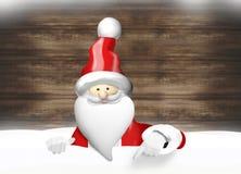 Santa Claus Christmas Lizenzfreies Stockbild