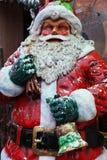 Santa Claus Christmas Stockfoto