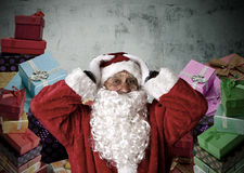 Santa claus, christmas Stock Image