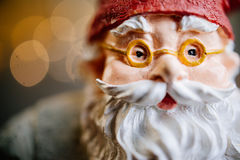 Santa Claus Christmas decoration Royalty Free Stock Images