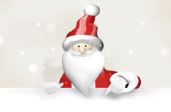 Santa Claus Christmas Royalty Free Stock Photo